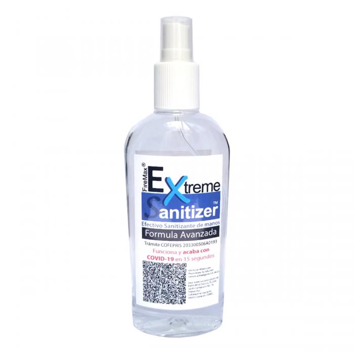 Sanitizante de manos presentacion de 250ml